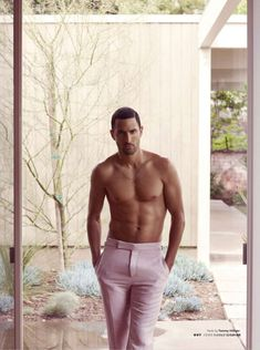 Bruno Staub Captures Noah Mills for OUT image noah out001