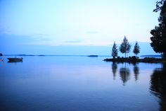 From sauna´s terrace where you can totally be alone, Finland