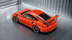 2015 Porsche 911 GT3 RS (991)