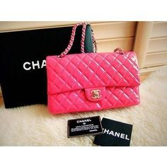 Channel lovely pink I love channl now!
