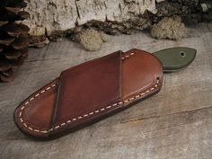 horizontal carry sheath