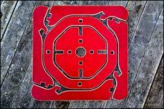 octo stool layout