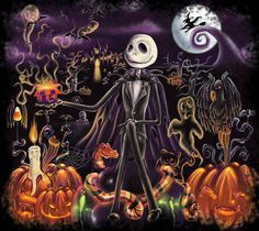 Halloween Jack::Dressed to the Nines. Or.. . Dressed to Kill? Nawww ~ Not Jack!  8)