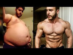 Workout & Diet to get ripped (lose fat & build muscle) naturally in less than 3 months or 12 weeks Weight Loss Before, Weight Loss Plans, Weight Loss Program, Lose Thigh Fat, Lose Fat, Get Ripped Diet, Body Transformation Men, Ripped Body, Muscle Body