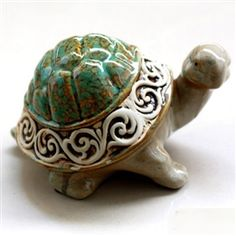 Pretty Ceramic Turtle