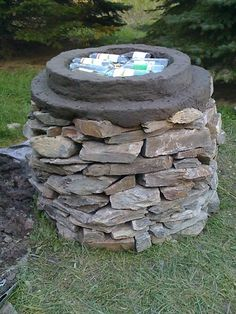 The Cob Oven Project: DIY Outdoor Kitchen/Pizza Oven: 9 - The Insulation Layer and Fire Bricks