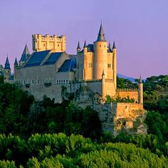 Segovia. One of my favorite days while vacationing in Spain.