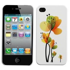 Find #Apple #iPhone 4 iPhone #4S Hard Back Cover #Case - Sunny Springtime Shipped Free at from #Acetag ONLY $11.99