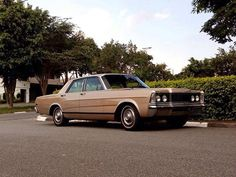 1979 - FORD Galaxie 500 - Bege Champagne