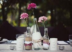 beautiful and simple wedding center piece wedding-ideas