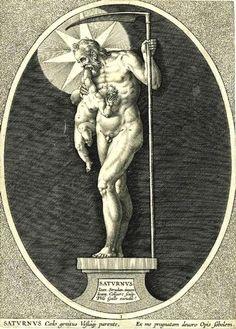 SATURN, la mitología, el arte y Astrología - RESUMEN DE CIENCIAS