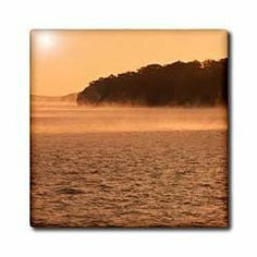 """Alabama, Florence. Lake Wilson, morning mist - US01 WBI0060 - Walter Bibikow - 12 Inch Ceramic Tile by 3dRose. $22.99. Construction grade. Floor installation not recommended.. High gloss finish. Image applied to the top surface. Dimensions: 12"""" H x 12"""" W x 1/4"""" D. Clean with mild detergent. Alabama, Florence. Lake Wilson, morning mist - US01 WBI0060 - Walter Bibikow Tile is great for a backsplash, countertop or as an accent. This commercial quality construction grade tile has..."""