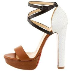 New and 100% authentic Christian Louboutin SUMMERISSIMA pumps If you can looking this unique shoes we have it  here don't miss out again......!