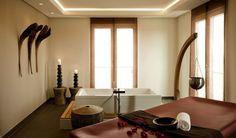 SPA-ROSA im Grand Spa Resort A-Rosa, Sylt – Das Luxushotel, eingebettet in die Dünenlandschaft von List, erinnert von der Architektur an die eleganten Kurhäuser der Nord- und Ostseebäder