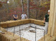 Straw Bale, Cob, Earth Plaster - Silver Seed Farms, LLC