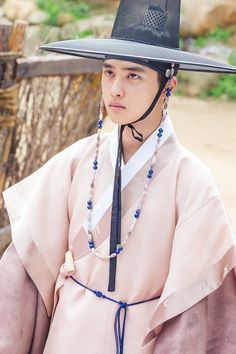 Welcome to FY-EXO, an archive of all content related to EXO. Korean Hanbok, Exo Korean, Korean Men, Asian Men, Korean Actors, Korean Drama, Korean Traditional, Traditional Outfits, Kyungsoo