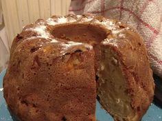 Κέικ με μήλα φωτογραφία βήματος 4 Confectionery, Recipies, Deserts, Sweets, Bread, Cakes, Food, Recipes, Gummi Candy