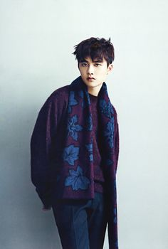 EXO | EXO-K | Do Kyung Soo (D.O.) | Photo by @kpophqpictures2
