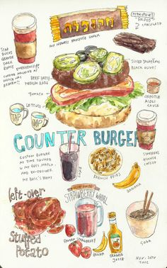 Nov. 26th Beef Day~The Counter.