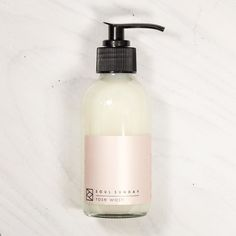 Save 20% on our newest products including Rose Wash by the wonderful ladies at Soul Sunday. Made with aloe and rose this gentle wash can be used from head to toe and won't dry your skin out! Use code THANKFUL! by becleanshop
