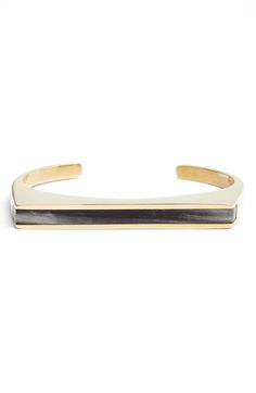 Soko Horn Line Cuff available at #Nordstrom