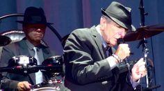 Leonard Cohen, Amen, Ghent 14 08 2012 (+playlist)