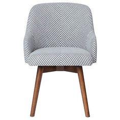 Cadeira de acrílico transparente de Patricia Kolanian