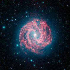 Galaxy Messier 83