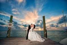 Little Palm Island in the Florida Keys looks like an amazing place for a wedding!