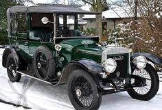 1911 Daimler 38