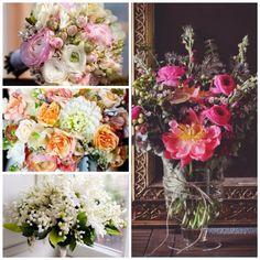 www.galériakvetín.sk Glass Vase, Floral Wreath, Wreaths, Table Decorations, Furniture, Home Decor, Floral Crown, Decoration Home, Door Wreaths