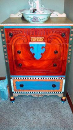 Carolyn's Funky Furniture: GALLERY