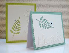 memory box gentle leaf cards - Google Search