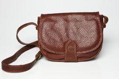 Delphine rounded crossbody bag