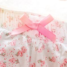 Rose PJ shorts #comfycozy