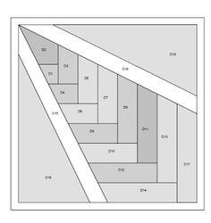 Paper Pieced Quilt Pattern free paper piecing quilt patterns grandmas quilt to be Free Paper Piecing Patterns, Quilt Block Patterns, Pattern Blocks, Pattern Paper, Quilt Blocks, Patchwork Quilting, Quilting Blogs, Patchwork Baby, Crazy Patchwork