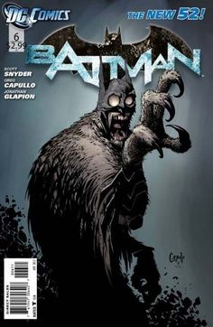 Batman #6 dc new 52,  View more on the LINK: http://www.zeppy.io/product/gb/2/141872501064/