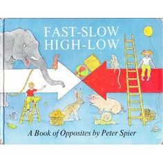 First Grade: Fast/Slow and High/Low Book