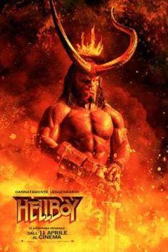 "Hellboy 2019 film streaming in italiano ""Film completo"" David Denman, All Movies, Movies Online, Movies And Tv Shows, Imdb Movies, Vanessa Redgrave, Nicholas Hoult, Jon Kortajarena, Jonathan Rhys Meyers"