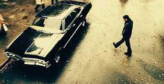 Impala, Dean Winchester