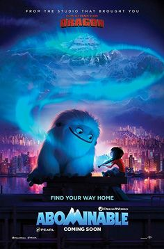 Watch Abominable : Online Movies A Group Of Misfits Encounter A Young Yeti Named Everest, And They Set Off To Reunite The Magical Creature. Eddie Izzard, Movies To Watch, Good Movies, Movies Free, Vanellope Y Ralph, Everest, Streaming Hd, Streaming Movies, Zombieland