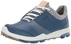 1c7de72df Gore-tex waterproof technology on these mens biom hybrid 3 golf shoes by  Ecco combines optimized breathability and protection against the elements!
