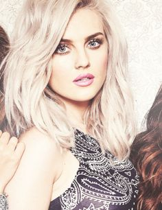 Perrie Edwards. She is amazing.