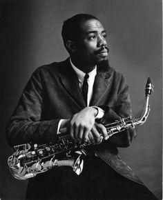 Eric Dolphy. Jazz innovator. 1950s-1906s.