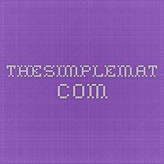 thesimplemat.com