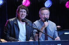 "The Crazy Ones Photos: Jammin' in ""Sydney, Australia"" Episode 7 of Season 1 on CBS.com"