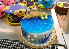 summer cakes - Google Search