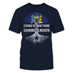 Check this Dallas Cowboys Living Roots (New York) Gift Trending Design T Shirt . Hight quality products with perfect design is available in a spectrum of colors and sizes, and many different types of shirts!