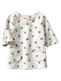 Baby Clothing: Baby Girl Clothing: Tops | Gap