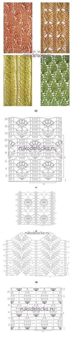 Crochet Patterns 2 | Rukodelochka